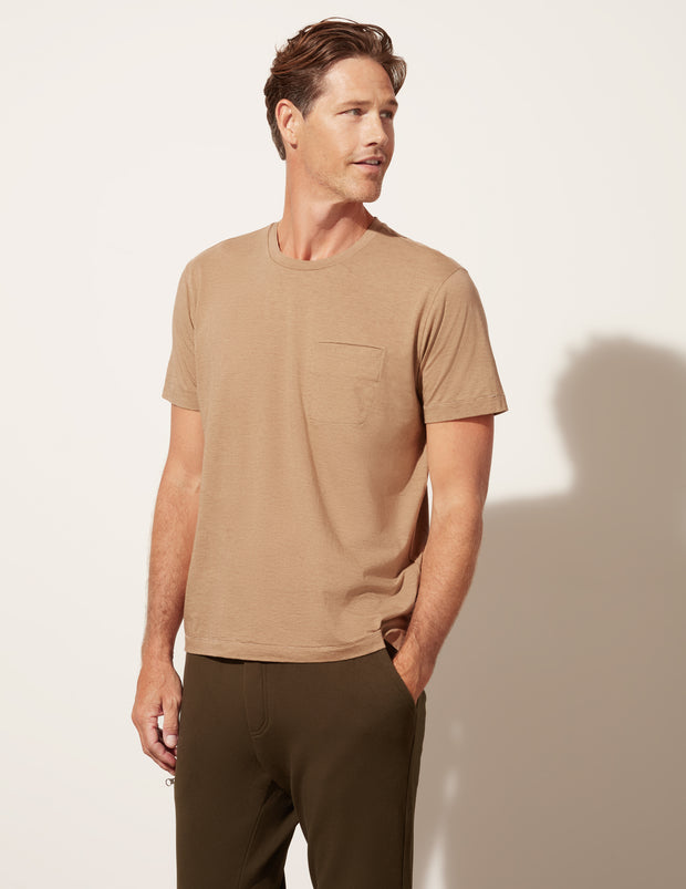 Short Sleeve Pocket T Shirt