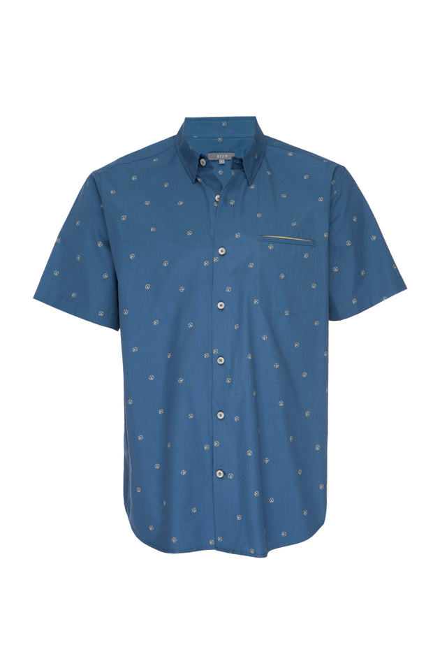 Short Sleeve Everyday Button Down