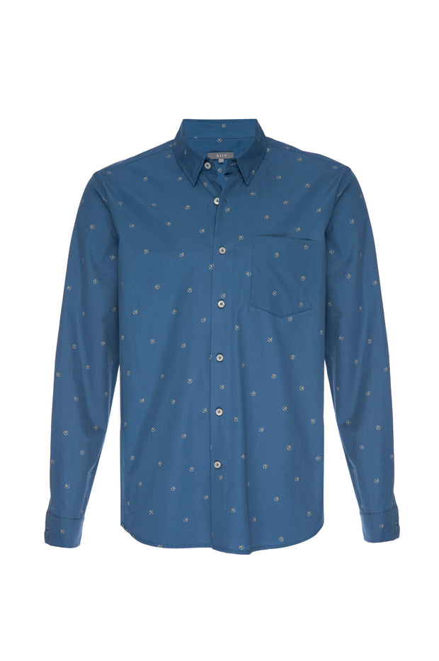 Everyday Long Sleeve Button Down