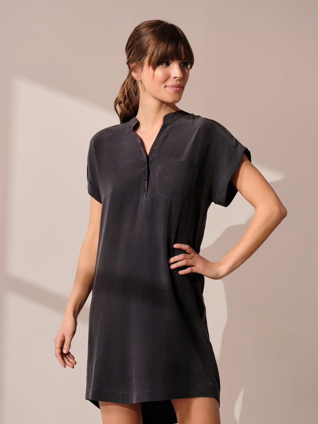 Popover Mini Dress