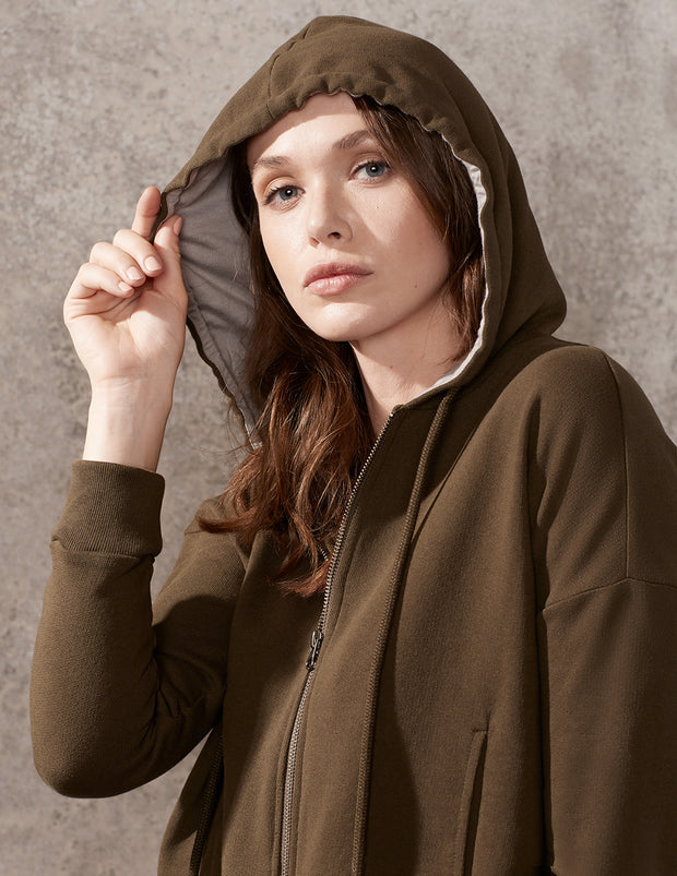 Juniper Drop Shoulder Hoodie