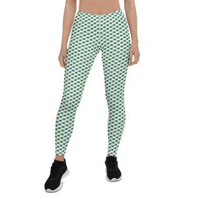 Leggings Ulla tropical