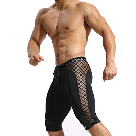 Men's Sexy Netted Shorts