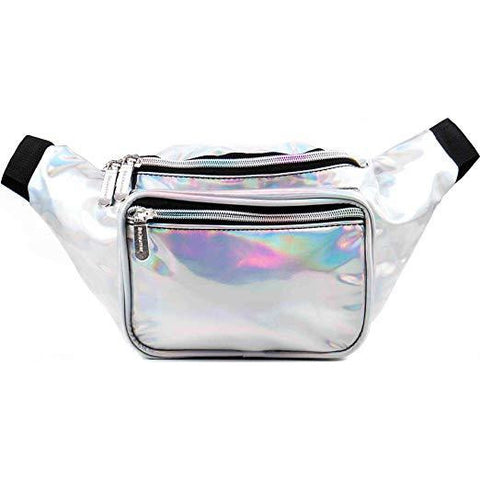 Holographic Cross Body Pack