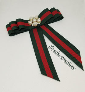 """GUCCI INSPIRED BROOCH"""