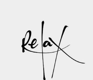 """RELAX TEE"""