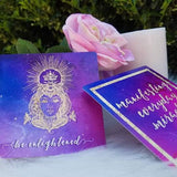 Manifesting everyday miracles Oracle deck