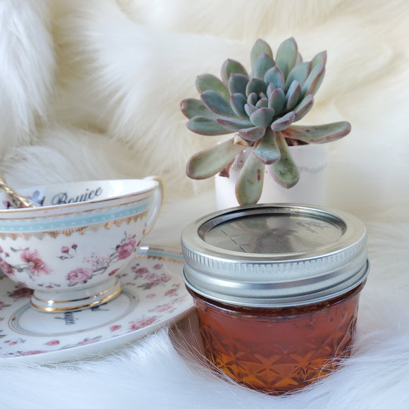 Root chakra abundance Infused Honey