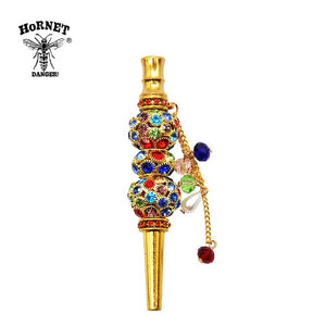 Crystal Adorned Joint Holders - Multicolor