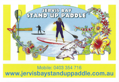 Jervis Bay Stand Up Paddle:Gift Voucher