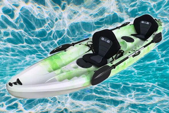 Double Kayak Hire in Jervis Bay