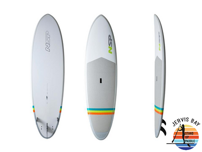 NSP 06 Elements ALLROUNDER SUP