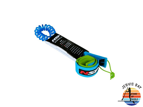 NSP 06 Sup Coil Leash 7mm