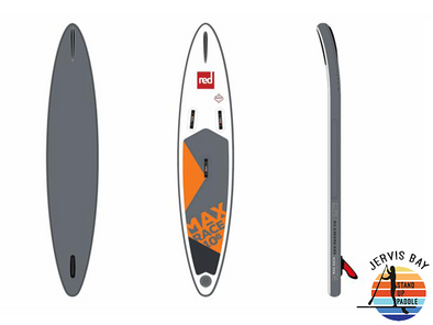 "Red Paddle Co Max Race 10'6"" (kids)"