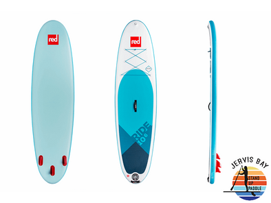 "Red Paddle Co Ride 10'6"" x 32"" Blue"