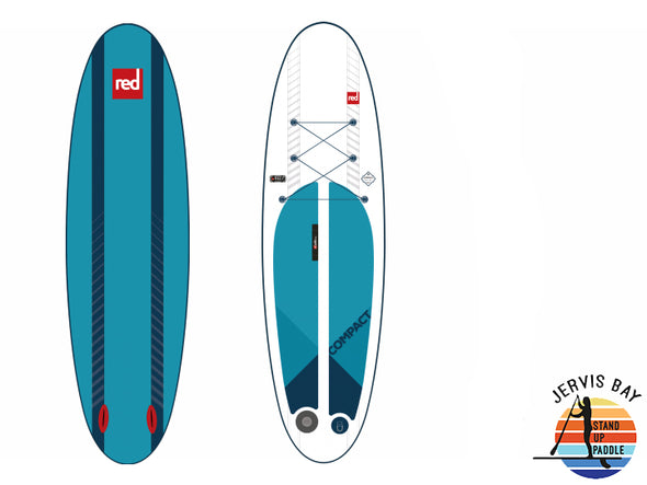"Red Paddle Co Ride 10'7"" x 33"" WindSUP"