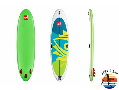 "Red Paddle Co Ride 10'8"" x 34"" Activ (yoga)"