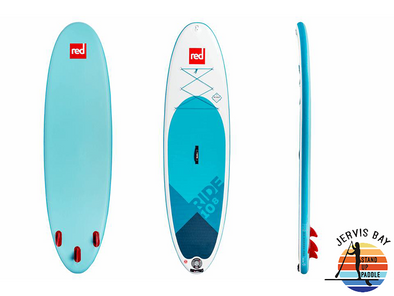 "Red Paddle Co Ride 10'8"" x 34"""