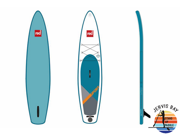 "Red Paddle Co Sport MSL 12'6"" x 30"""