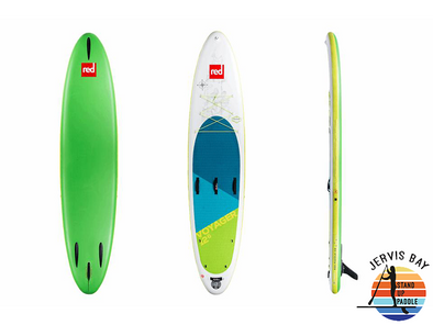 "Red Paddle Co Voyager 12'6"" x 32"""