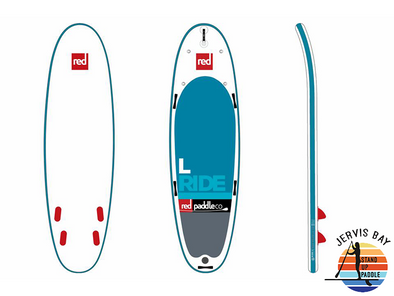 Red Paddle Co Ride L 14' x 48""