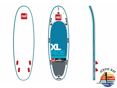 Red Paddle Co Ride XL 17' x 60""