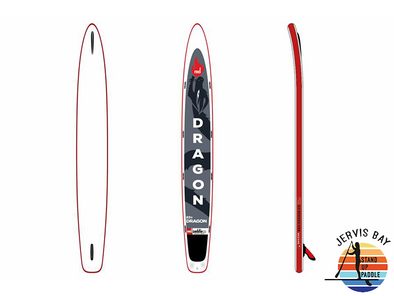 Red Paddle Co Dragon 22' x 34""