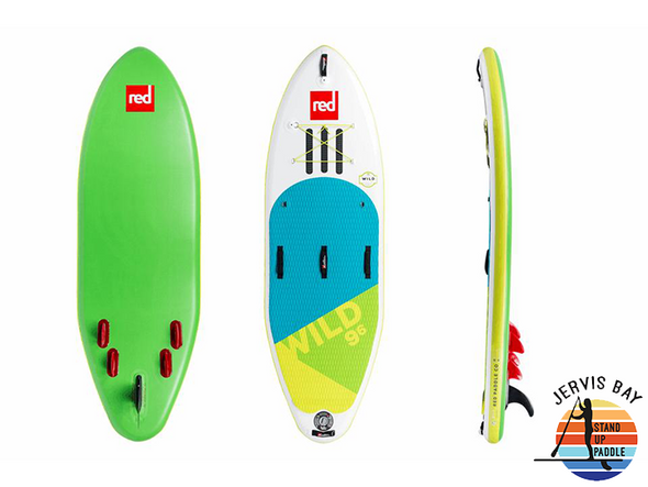 "Red Paddle Co Wild 9'6"" x 34"""