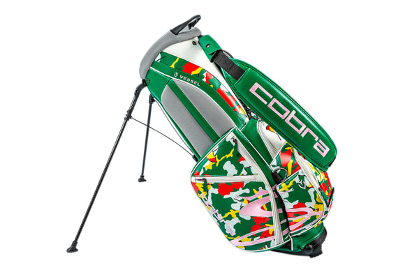 An Inside Look: VESSEL X Cobra LE API Tour Stand Bag