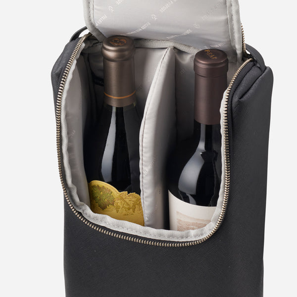 Skyline Lux Wine Bag