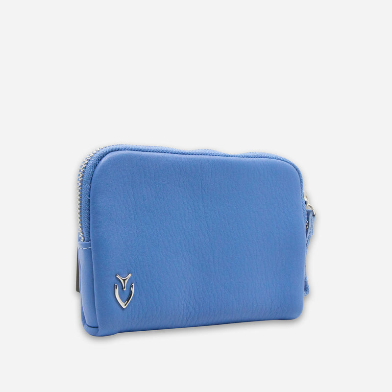 Genuine Leather Zipper Pouch 1.0
