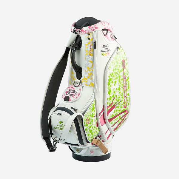 COBRA x VESSEL LE Floral Tour Staff Bag