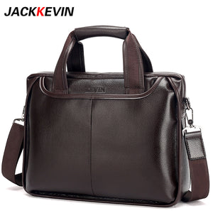 New Fashion cowhide male commercial briefcase