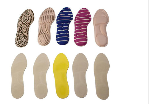 3Pair EVA Breathable Children Insoles
