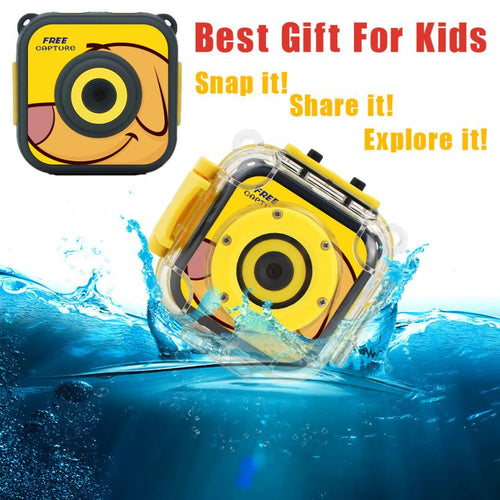 720P Waterproof Sports kids camera HD Camcorder