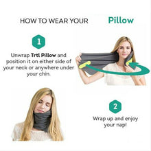 High Quality Travel No Inflatable Neck Pillow-FREE SHIPPING
