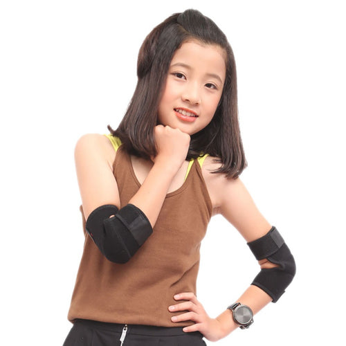 Kids Dance Sport Elbow Brace Keep Warm Protector