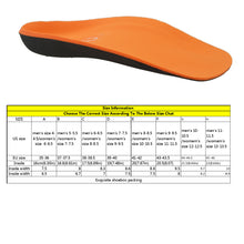 Plantar Fasciitis Support 3/4 Orthotics High Arch Support