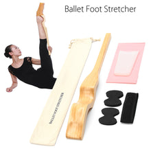 Wood Ballet Foot Stretch For Dancer Massage