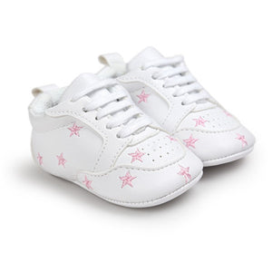 New Romirus baby moccasins infant anti-slip