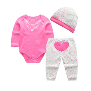 Baby Clothing Sets New Newborn Boy Girl Clothes