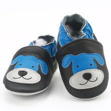 Skid-Proof Baby Shoes Soft Genuine Leather