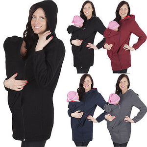 winter autumn fall infant Baby Carrier Jacket Kangaroo