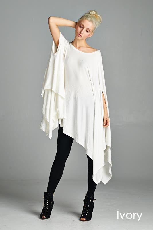 Tunic Easy Flow Tops
