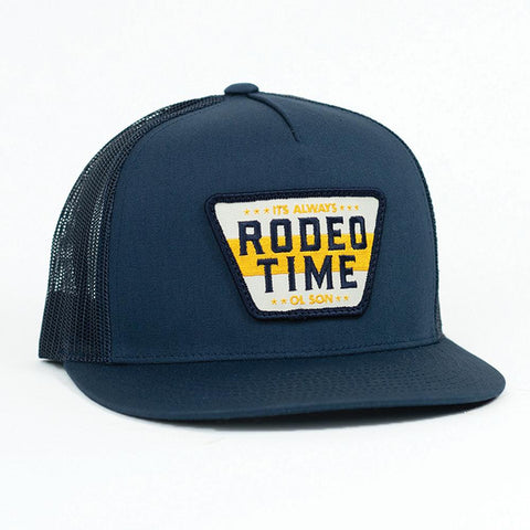 1405237 Dale Brisby Always Rodeo Time Navy Cap