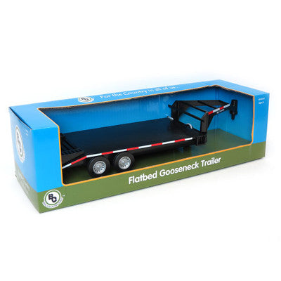 427 Big Country Toys Flatbed Gooseneck Trailer