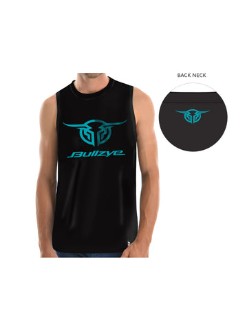 B0S1510007 Bullzye Men's Authentic Muscle Tank