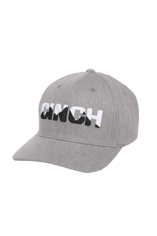 MCC0627757 Cinch Cap Flex fit Grey