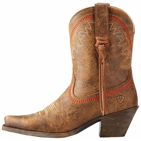 10023219 Ariat Women's Round Up Aztec