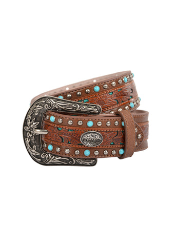 P1W2982BLT Pure Western Women's Meredith Belt